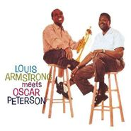 Louis Armstrong, Meets Oscar Peterson (LP)