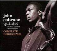 John Coltrane, John Coltrane Quintet with Red Garland & Donald Byrd: Complete Recordings [Box Set] (CD)