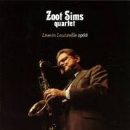 Zoot Sims, Live In Louisville 1968 (CD)