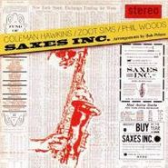 Coleman Hawkins, Saxes Inc. (CD)