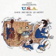 The Dave Brubeck Quartet, Jazz Impressions Of The USA (CD)