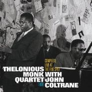 Thelonious Monk Quartet, Complete Live At The Five Spot (CD)