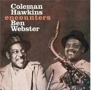 Coleman Hawkins, Coleman Hawkins Encounters Ben Webster (LP)