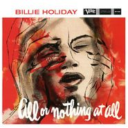 Billie Holiday, All Or Nothing At All (LP)