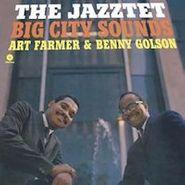 Art Farmer, The Jazztet Big City Sounds [180 Gram Vinyl] [Bonus Track] (LP)