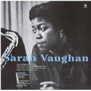 Sarah Vaughan, With Clifford Brown [180 Gram Vinyl] [Bonus Track] [Remastered] (LP)