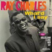 Ray Charles, What'd I Say + Hallellujah I L (CD)