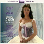 Wanda Jackson, Right Or Wrong (LP)