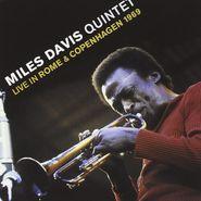 The Miles Davis Quintet, Live In Rome & Copenhagen 1969 (CD)
