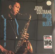 John Coltrane, Plays The Blues (LP)