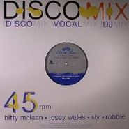 "Bitty McLean, Running Over / Nuh One A Dem (12"")"