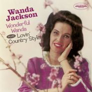 Wanda Jackson, Wonderful Wanda / Lovin' Country Style (CD)