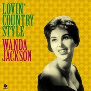 Wanda Jackson, Lovin' Country Style (LP)