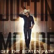 Justin Moore, Off the Beaten Path (CD)
