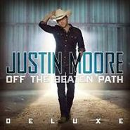 Justin Moore, Off The Beaten Path [Deluxe Edition] (CD)