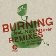 """DJ T., Burning (12"""")"""