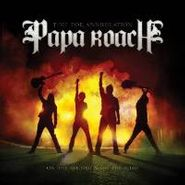 Papa Roach, Time For Annihilation...On The & On The Road (CD)