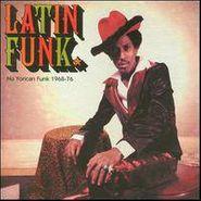 Various Artists, El Barrio Latin Funk (CD)