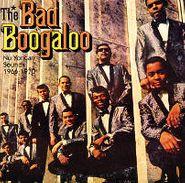 Various Artists, El Barrio Bad Boogaloo (CD)