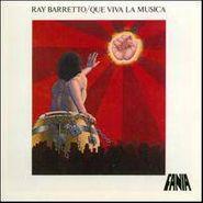 Ray Barretto, Que Viva La Musica (CD)
