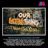 Fania All-Stars, Our Latin Thing (40th Anniversary) (CD)