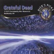 Grateful Dead, Dick's Picks 34: 11/5/77 Community War Memorial, Rochester, NY (CD)