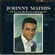 """Johnny Mathis, Love Is Everything Plus The Unreleased """"Broadway"""" Album (CD)"""