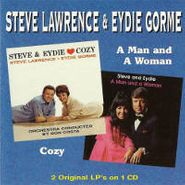 Steve Lawrence, Cozy / A Man And A Woman (CD)