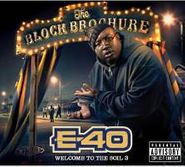 E-40, The Block Brochure: Welcome To The Soil 3 (CD)