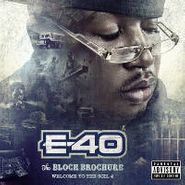 E-40, The Block Brochure: Welcome To The Soil 4 (CD)