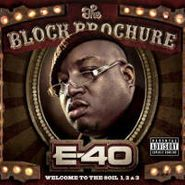E-40, The Block Brochure: Welcome To The Soil 6 (CD)