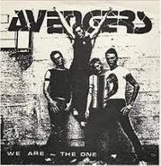 """Avengers, We Are The One  [RECORD STORE DAY 2012 Blue Vinyl] (7"""")"""