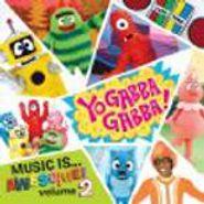 Yo Gabba Gabba!, Music Is Awesome! Vol. 2 [OST] (CD)