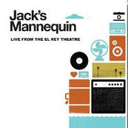 Jack's Mannequin, Live From The El Rey Theatre (CD)