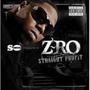Z-Ro, Straight Profit (CD)