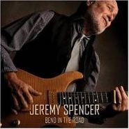 Jeremy Spencer, Bend In The Road (CD)