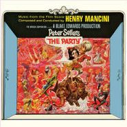 Henry Mancini, The Party (Music From The Film Score) [OST] (CD)