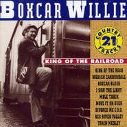 Boxcar Willie, King Of The Railroad (CD)