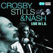 Crosby, Stills & Nash, Live In L.A. (LP)