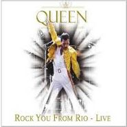Queen, Rock You From Rio (LP)