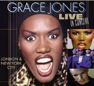 Grace Jones, Live In Concert 1981: London & New York City (CD)