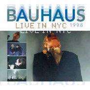 Bauhaus, Live In NYC 1998 (CD)