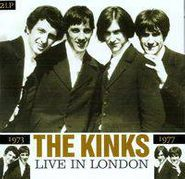 The Kinks, Live In London 1973/1977 (LP)
