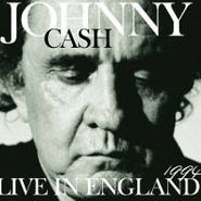 Johnny Cash, Live In England-1994 (CD)