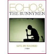 Echo & The Bunnymen, Live In Madrid 1984 (CD)