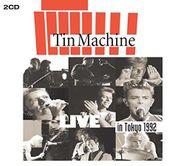 Tin Machine, Live In Tokyo 1992 (CD)