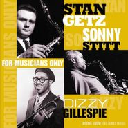 Stan Getz, For Musicians Only (LP)