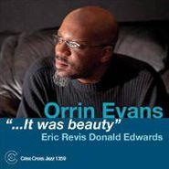 Orrin Evans, It Was Beauty (CD)