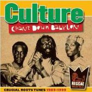 Culture, Chant Down Babylon (CD)