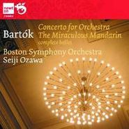Béla Bartók, Concerto For Orchestra/The Mir (CD)